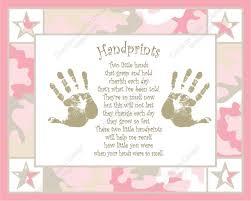 赤ちゃん 手型 2