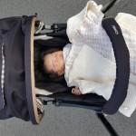 【生後1ヶ月】赤ちゃんがお出かけ可能な時間や場所は?車は大丈夫?