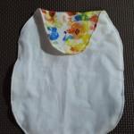 【手作り・型紙あり】赤ちゃんの汗取りパッドの作り方紹介!