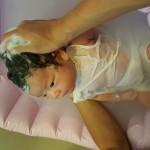 【2ヶ月~】赤ちゃんの予防接種後のお風呂は?発熱の場合はダメ!