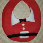 【手作り衣装】簡単!かわいい赤ちゃんのクリスマスコスチューム